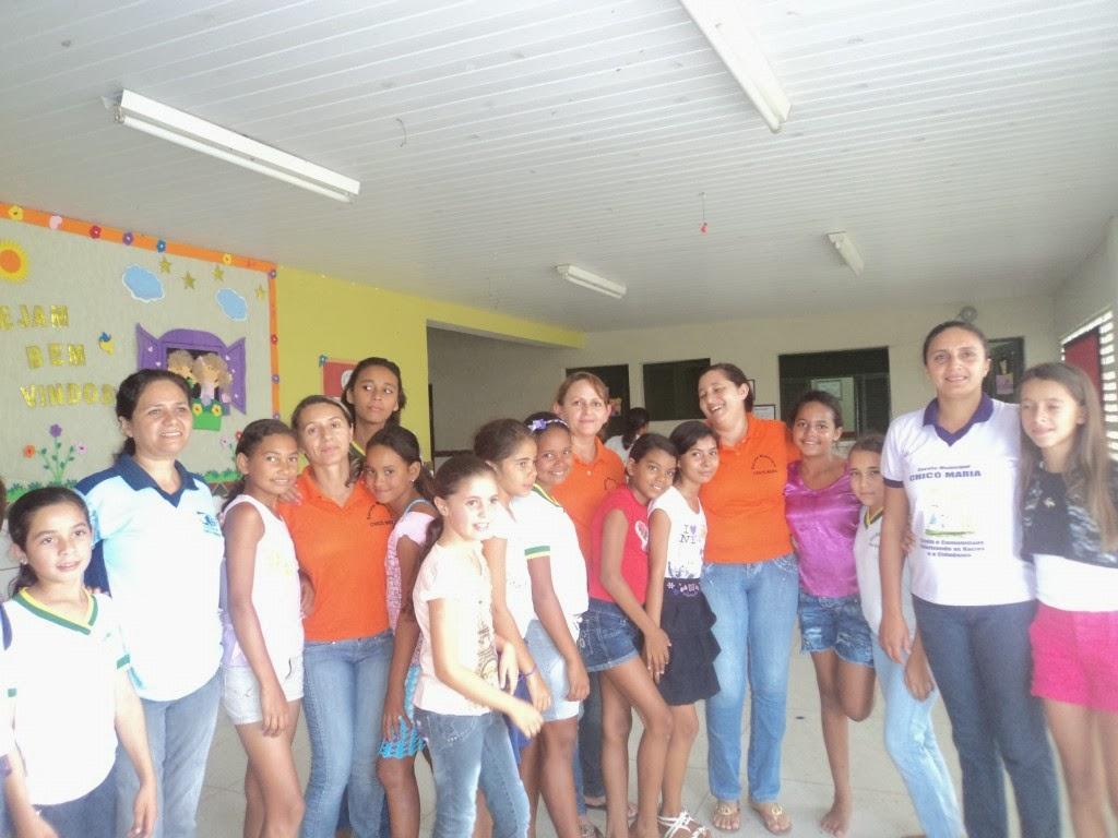 DIA DO PROFESSOR no Chicó Maria