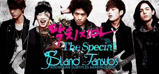 Subtitle Indonesia Shut Up Flower Boy Band