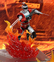 S. H. Figuarts Tokkei Winspector Fire figure Tamashii Nations Summer Collection 2015 image 00