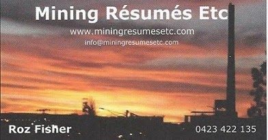 our mount isa mining resumes etc - Resumes Etc
