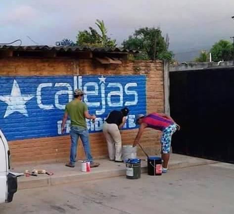 Reelección en Honduras