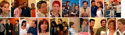 Escenas de la serie de Telecinco Todos los hombres sois iguales