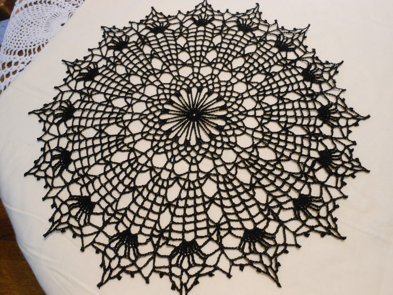By hooks 4u spider webs and maybe a candle or two by hooks 4u crocheting bankloansurffo Images