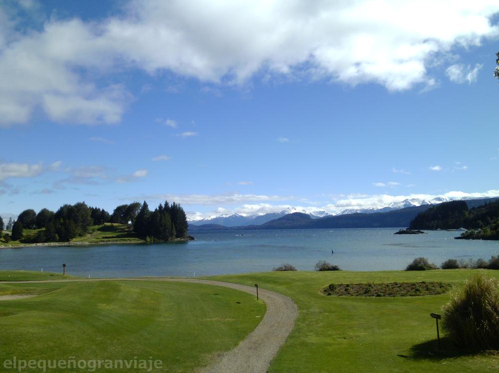Golf, Hotel Llao Llao, Bariloche, Nahuel Huapi