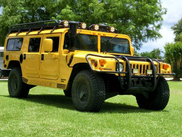1998 Hummer H1 Fully Loaded