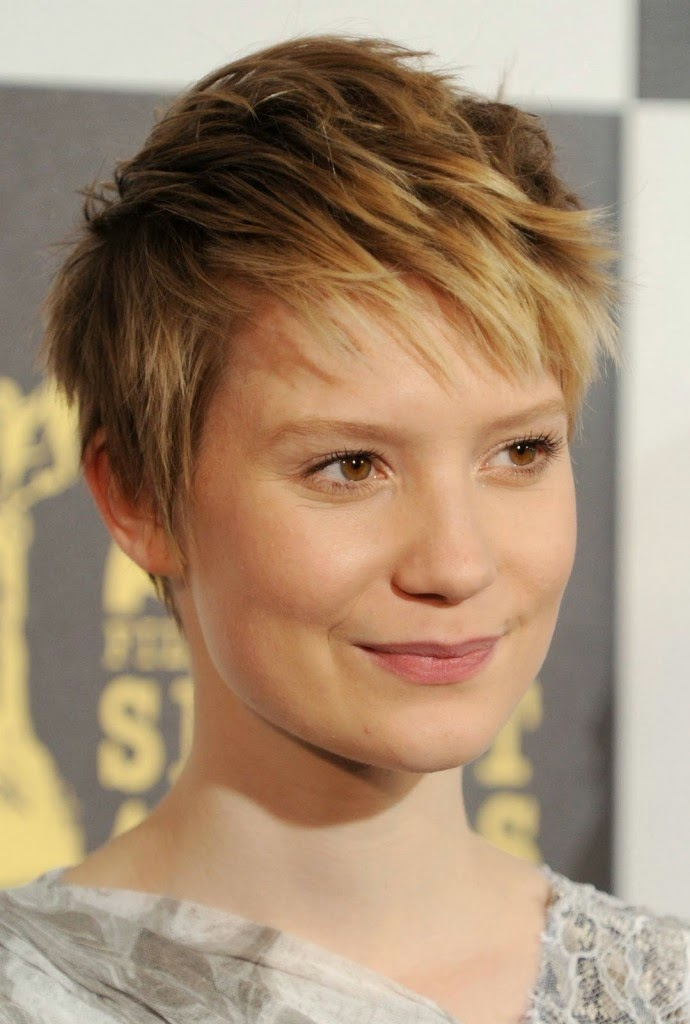 Jere Haircuts: New Pixie Haircuts For Older Women 2015