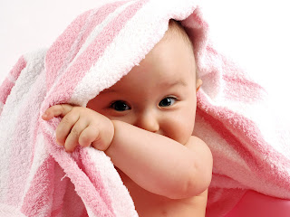 Baby free desktop wallpaper 0007