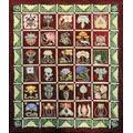 Art Nouveau Tiles by Patricia Poole