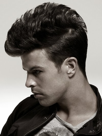 hairstyle for men mohawk