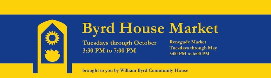 Byrd House Farmers Market