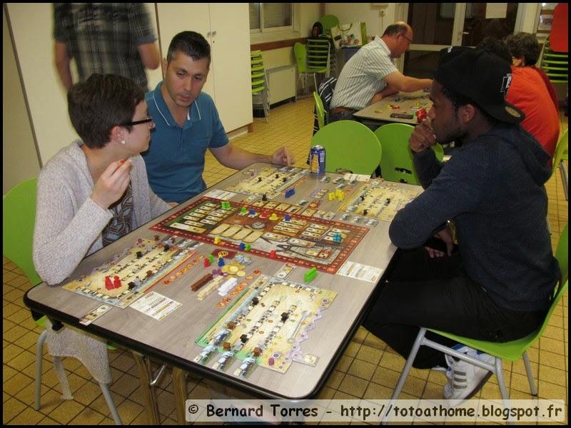 Des voies ferrée pas françaises
