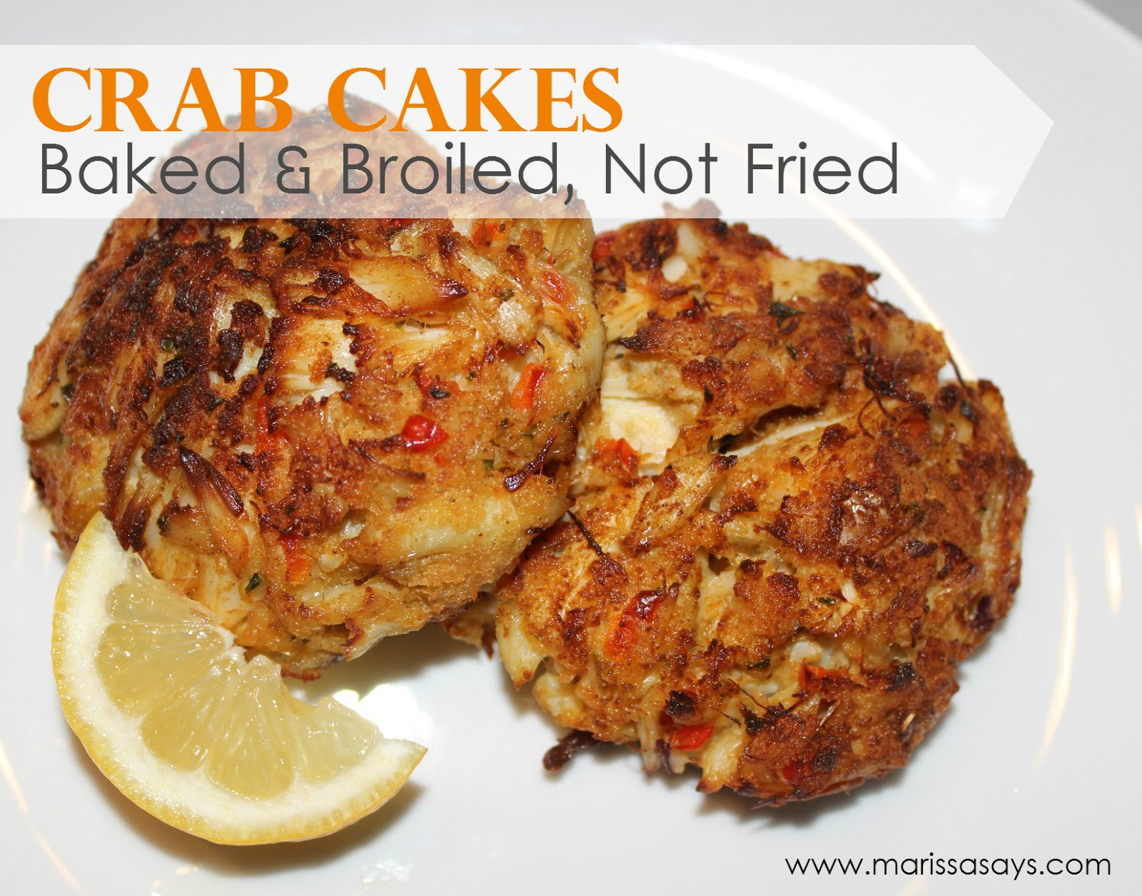 How To Make Healthy Crab Cakes