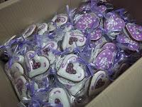 Fancy Cookies Tempahan Pn Faridah, Kastam Chemor, Perak