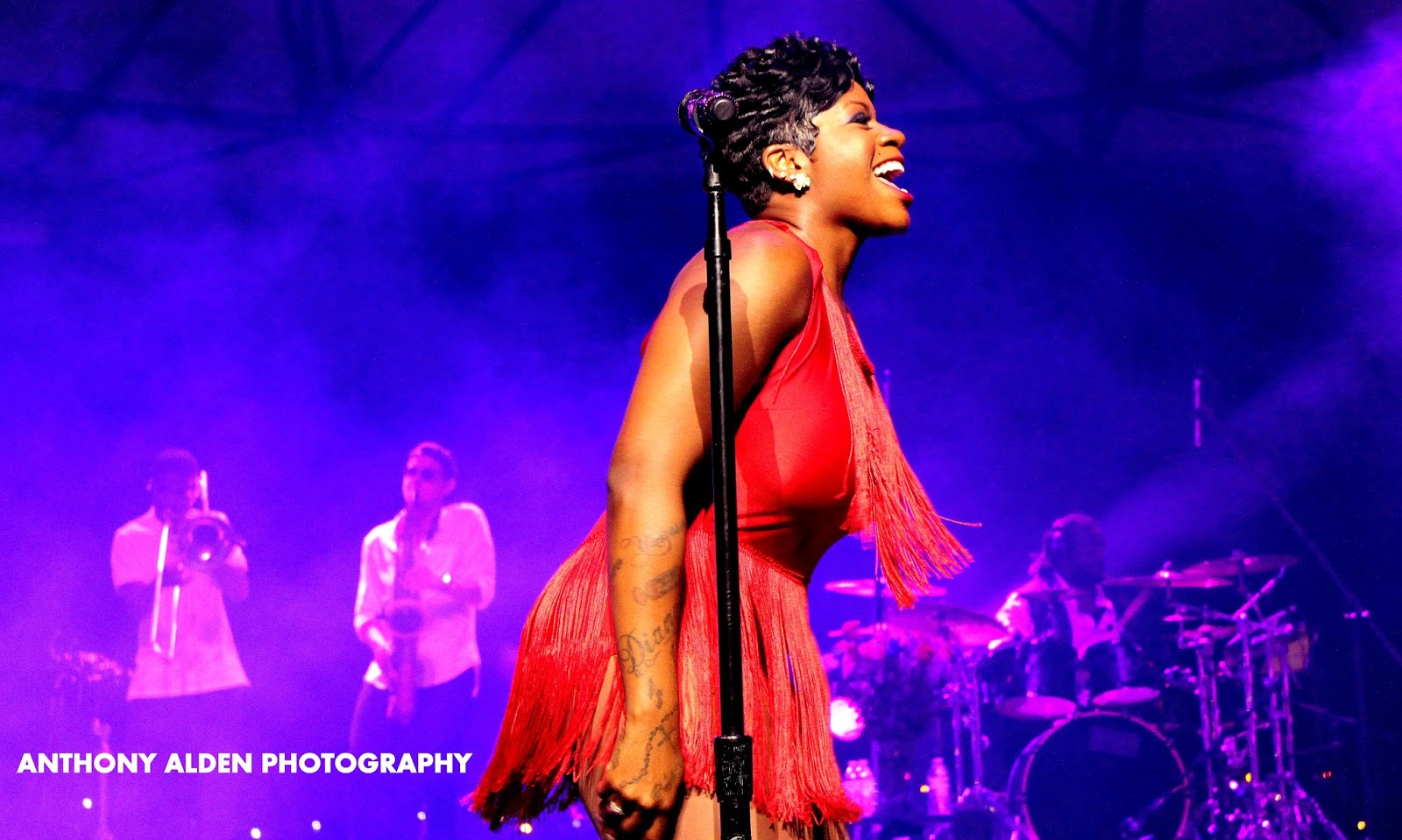 Fantasia Fantastic Photography By Anthony Alden X Urban Music Mag