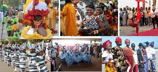 NIGERIA: 2012 ABUJA CARNIVAL ABUJA IMAGES 2012