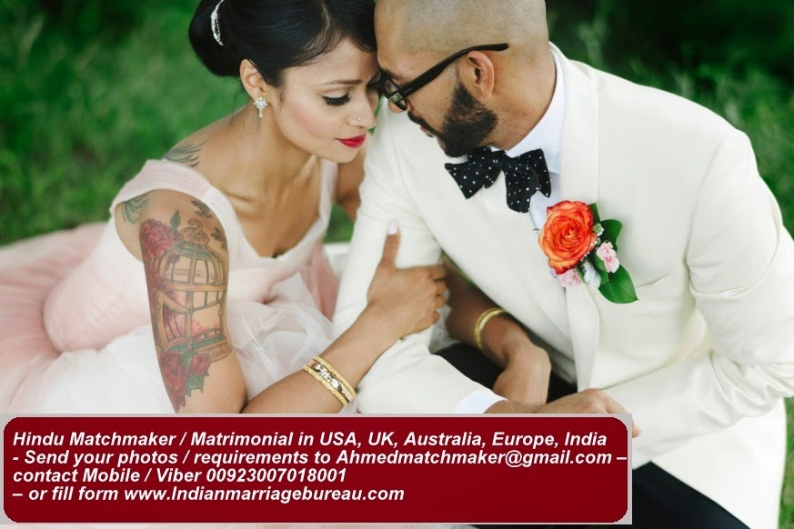 Matchmaking for hindu marriage