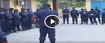 Kinshasa Police: Le Colonel Elvis Kasongo remplace le Général Kanyama pour une durée indéterminée