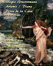 Mitologia Grecoromana Artemis/Diana Diosa de la Caza
