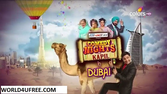 Comedy Nights With Kapil [Dubai Part 2] 28th SEP 2014 WEBHD 480p 300mb