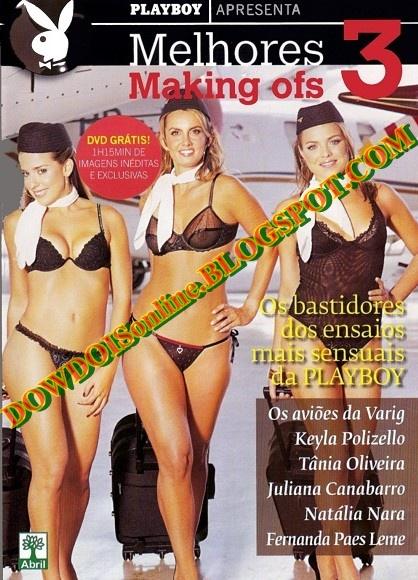 AryaneSteinkopf - Playboy - DVD Melhores Making Ofs Vol