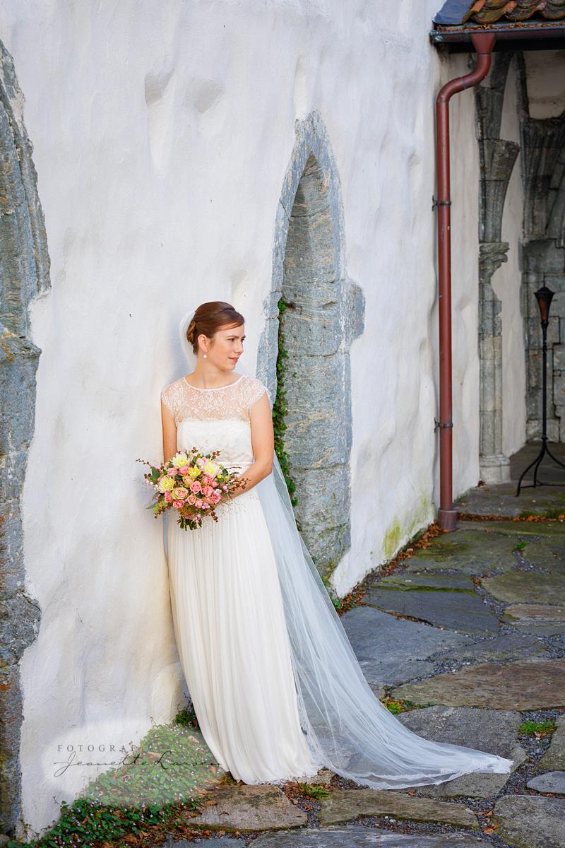 Brud, bryllup, Utstein Kloster