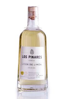 Licor de Limón Los Pinares