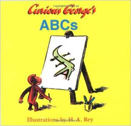Curious George's ABCs by: H.A. Rey