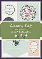 Dandelion Fields Box of Labels