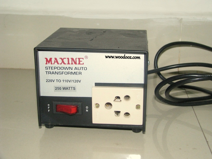 240v To 120v Voltage Converter For Your Tools From The Us Indian