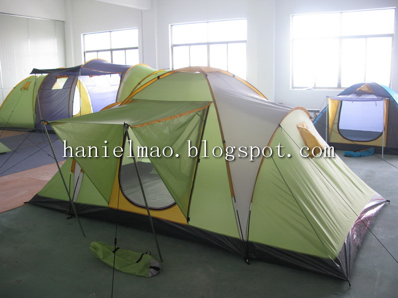 Product------ 6 Persons Family Tent For Carrefour & Haniel u0026 Kingtra: Product------ 6 Persons Family Tent For Carrefour