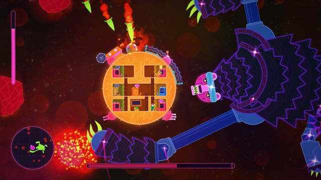 Lovers in a Dangerous Spacetime PC Game Español
