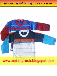 Kaos Anak Lengan Panjang