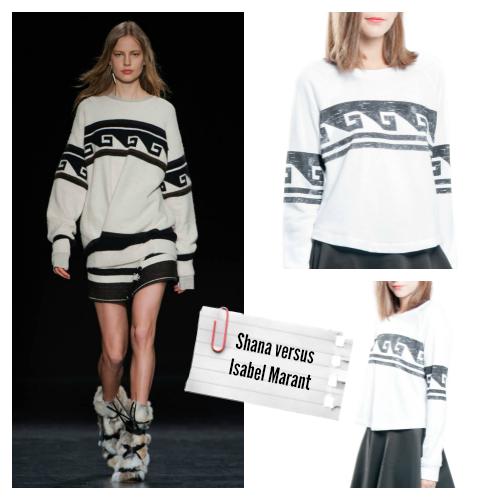 Clones moda otoño 2014 shana isabel marant