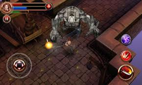 Dungeon Hunter 4 Android Играть Одному