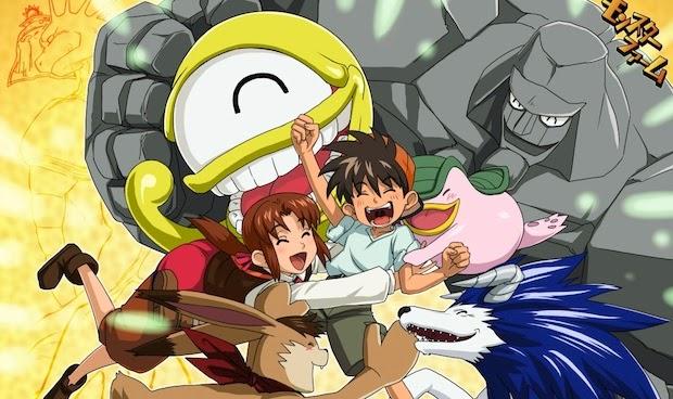 Ini Juga Anime Jadul Nih Dulu Lupa Mainnya Dimana Gue Suka Nungguin Tapi Kadang Seru Loh Ceritanya Keren Tentang Genki