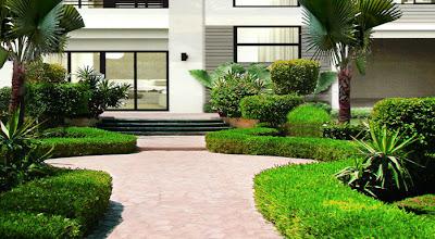 Tropical Garden and Landscape Tropical Garden and Landscape