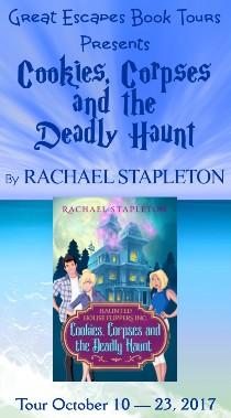 Rachael Spapleton: here 10/23/17