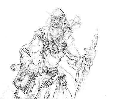 Diablo 3 Deckard Cain Yumiko Fujiwara