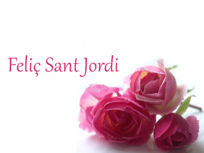 Felicitación para Sant Jordi