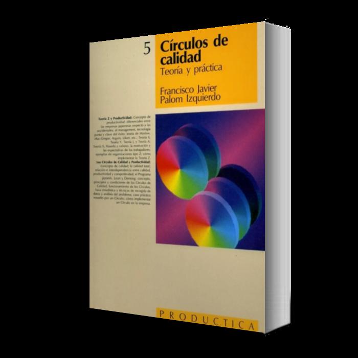 Libro Círculos de Calidad - Francisco Palom Izquierdo