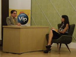 Entrevista com Paulo Macedo pela TV Ponta Negra - NataL/RN