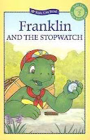 bookcover of FRANKLIN AND THE STOPWATCH  by Sharon Jennings