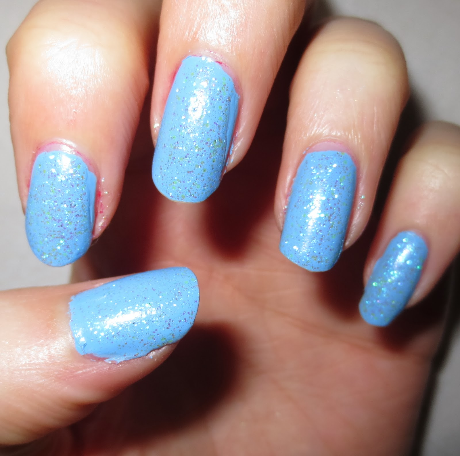 Revlon Nail Art Sun Candy in Northern Lights swatch