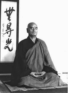 Maître DESHIMARU