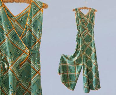 Guemantes Vintage 1930s beach pajamas
