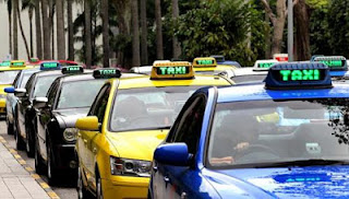 Singapore takes No. 2 spot for best taxi services in travel survey