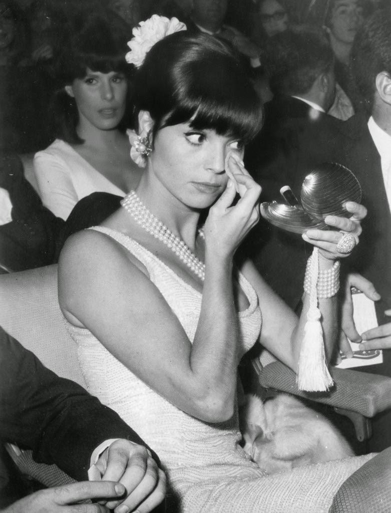 Elsa Martinelli 1964 Rome for Bulgari