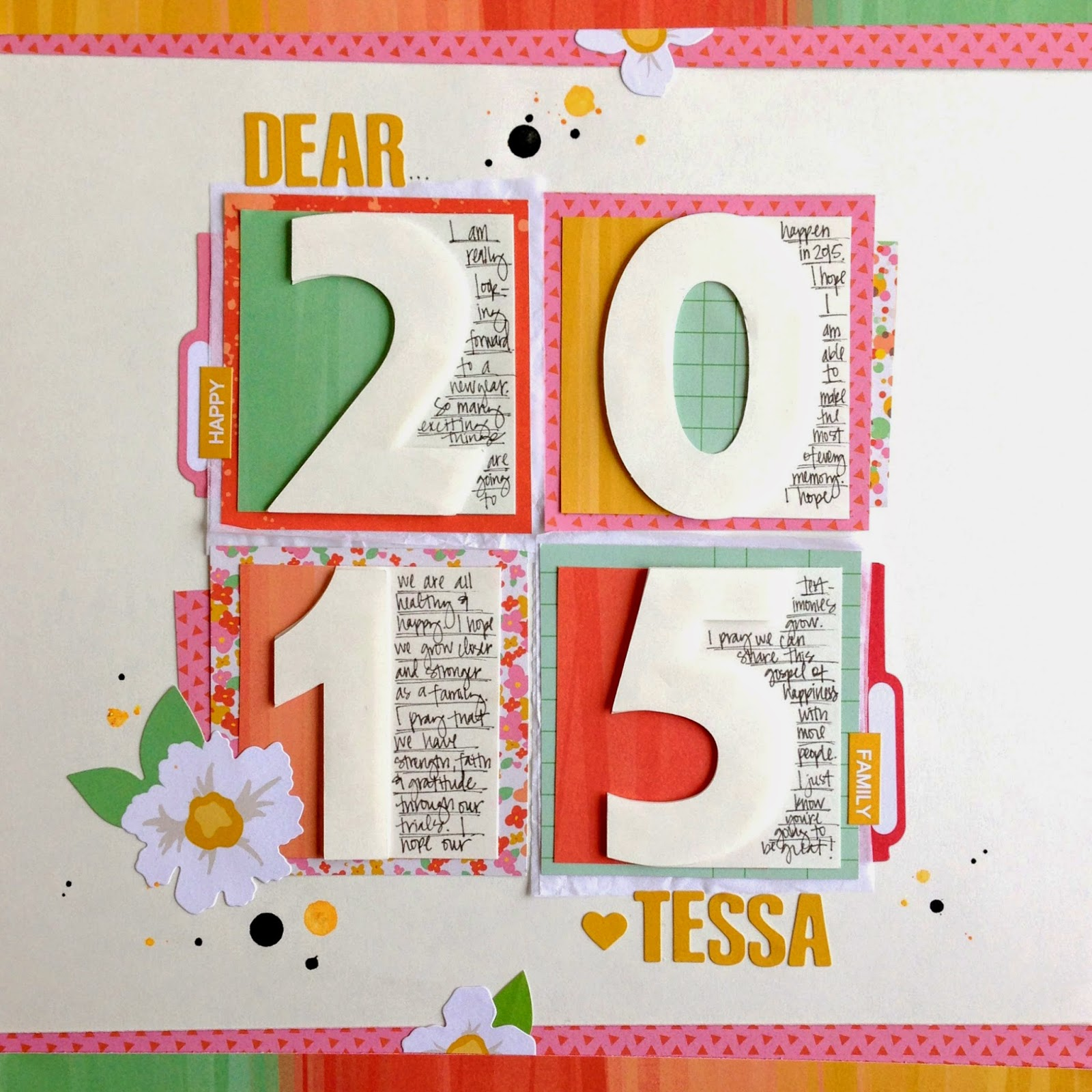 Tessa Buys Chickaniddy Crafts 2015 Layout