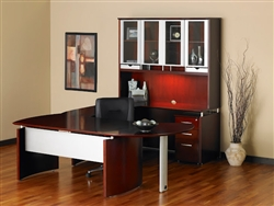 Home Office Desk Configuration