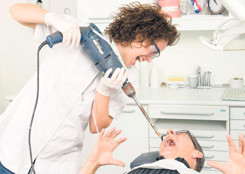 tandlæge bedøvelse